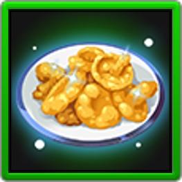 松茸の炒め物